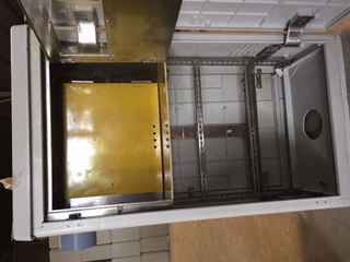 Tủ điện kế 2 ngăn 1050x600x400