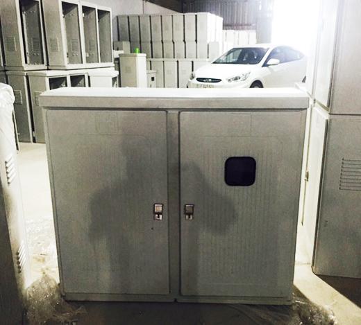Tủ điện kế 2 ngăn composite 1150x1050x400 mm