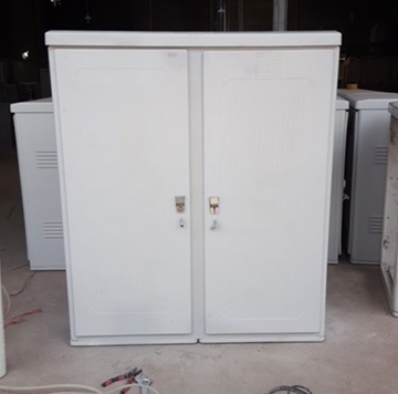 Tủ điện kế 2 ngăn composite 1200x1400x400 mm