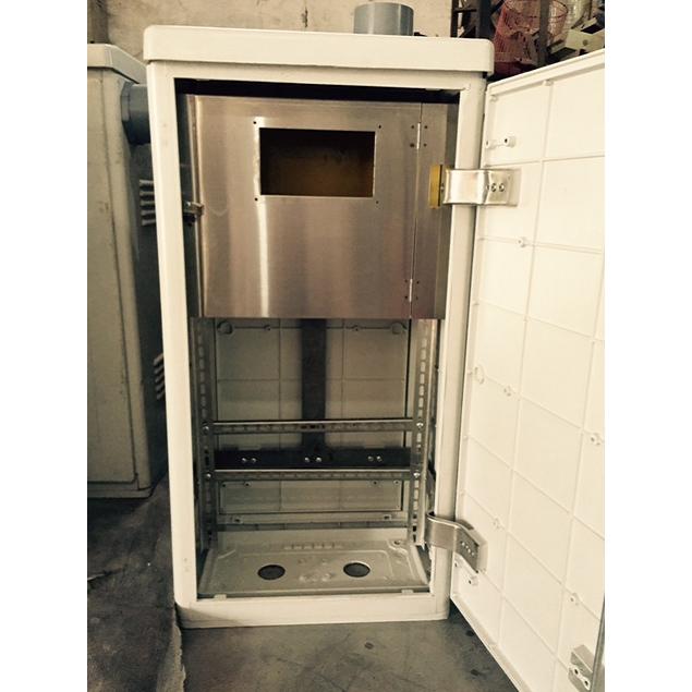 Tủ điện kế 2 ngăn composite 500x990x340 mm