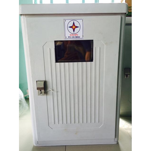 Tủ điện kế composite 500x760x340 mm