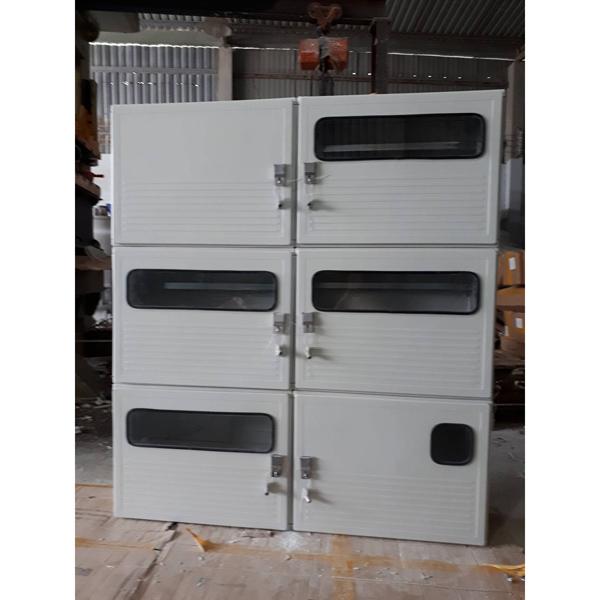 Tủ module chung cư 1320x1500x260 mm