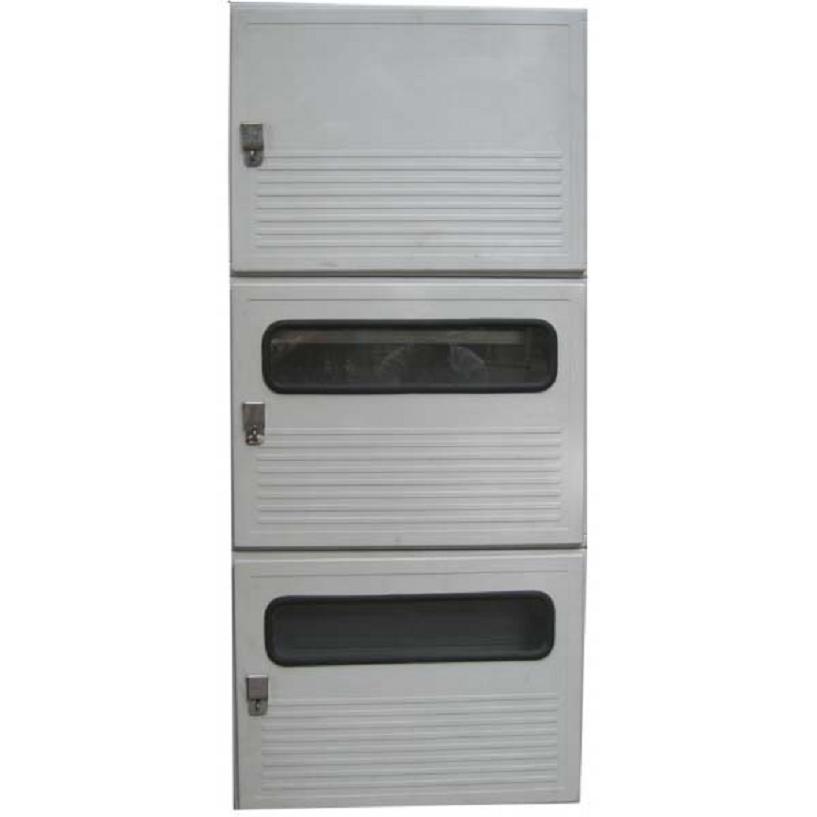 Tủ module chung cư 3 điện kế 660x1500x260 mm