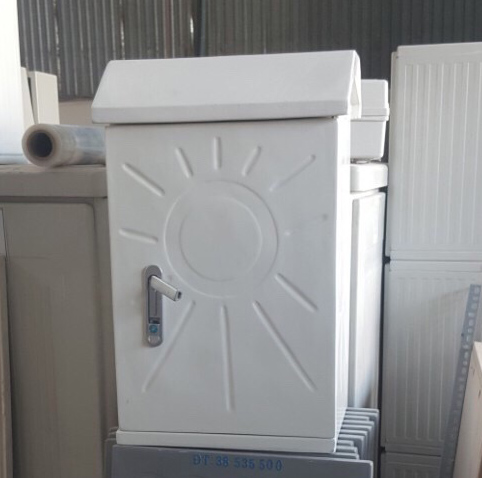 Tủ viễn thông composite 430x680x360 mm